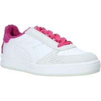 Schoenen Dames Lage sneakers Diadora 201171886 Wit