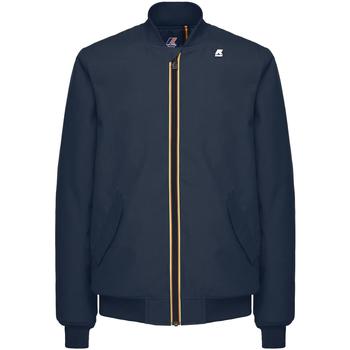 Textiel Heren Wind jackets K-Way K00A640 Blauw