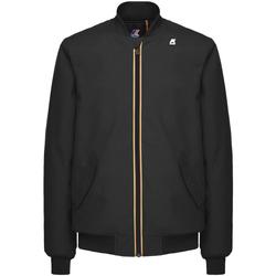 Textiel Heren Wind jackets K-Way K00A640 Zwart