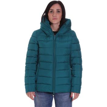 Textiel Dames Dons gevoerde jassen Invicta 4431725/D Groen