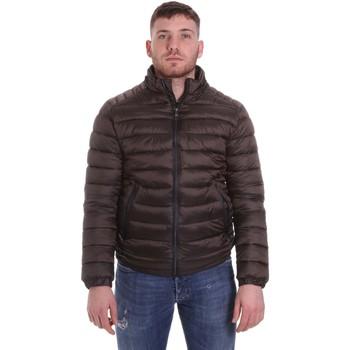 Textiel Heren Dons gevoerde jassen Sseinse GBI635SS Bruin