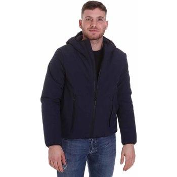 Textiel Heren Wind jackets Lumberjack CM95124 001 404 Blauw