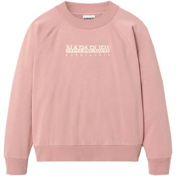 Textiel Dames Sweaters / Sweatshirts Napapijri NP0A4EOG Roze