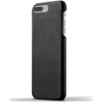 Tassen Tassen   Mujjo Leather Case iPhone 7 Plus Zwart