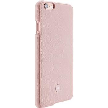 Tassen Tassen   Just Mobile Quattro Back Cover iPhone 6/6S Plus Roze