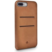 Tassen Telefoontassen Twelve South Relaxed Leather Case Pockets iPhone 8 Plus / 7 Plus