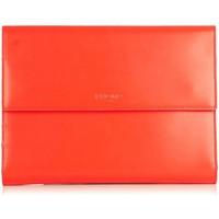 Tassen Tasjes / Handtasjes Knomo Knomad iPad Mini Leather Tomato