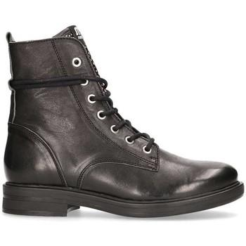 Schoenen Dames Laarzen Maruti Anabela Leather 66.1457.02 BLACK/PIXEL 3195