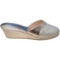 Schoenen Dames Klompen Milly MILLY4000arg grigio