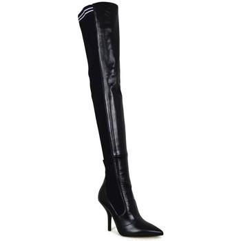 Schoenen Dames Lieslaarzen Vintage  Zwart