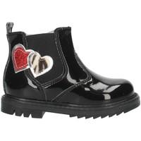 Schoenen Meisjes Enkellaarzen NeroGiardini I021503F Black