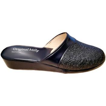 Schoenen Dames Klompen Milly MILLY4200blu blu