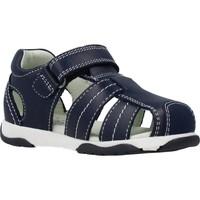 Schoenen Jongens Sandalen / Open schoenen Garvalin 202330 Blauw