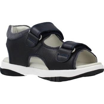 Schoenen Jongens Sandalen / Open schoenen Garvalin 202453 Blauw