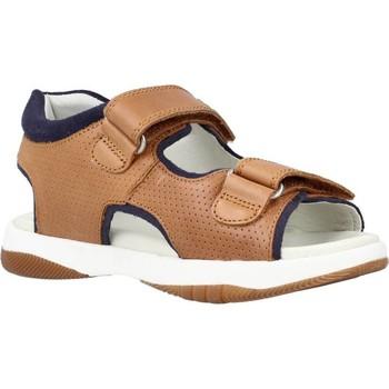 Schoenen Jongens Sandalen / Open schoenen Garvalin 202453 Bruin