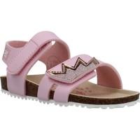 Schoenen Meisjes Sandalen / Open schoenen Garvalin 202662 Roze