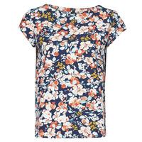 Textiel Dames Tops / Blousjes Betty London OMISS Marine / Roze