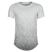 Textiel Heren T-shirts korte mouwen Yurban OLORD Grijs / Zwart