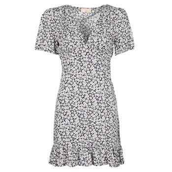 Textiel Dames Korte jurken Moony Mood ONIPE Blauw