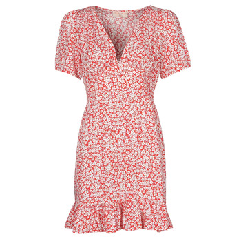 Textiel Dames Korte jurken Moony Mood ONIPE Rood