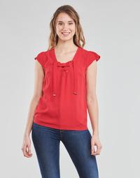 Textiel Dames Tops / Blousjes Moony Mood OPAK Rood