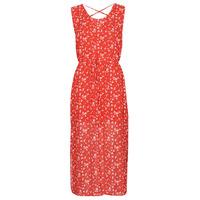 Textiel Dames Lange jurken Moony Mood OUPLA Rood