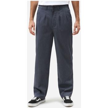 Textiel Heren Broeken / Pantalons Dickies Clarkston Blauw