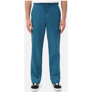 Textiel Heren Chino's Dickies Orgnl 874work pnt Blauw