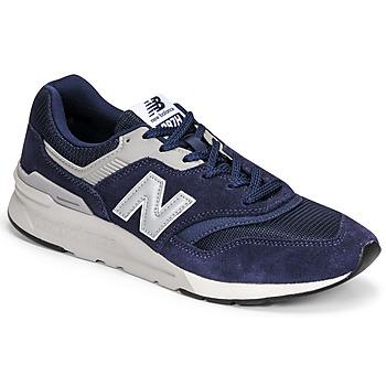 Schoenen Heren Lage sneakers New Balance 997 Marine