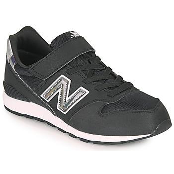 Schoenen Kinderen Lage sneakers New Balance 996 Zwart