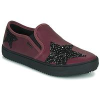 Schoenen Meisjes Lage sneakers Geox J KALISPERA FILLE Violet