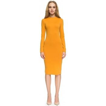 Textiel Dames Korte jurken Style S033 Jurk - koningsblauw