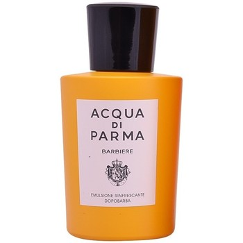 schoonheid Heren Verzorging after-shave Acqua Di Parma COLLEZIONE BARBIERE REFRESHING EMULSION 100ML AFTER SHAVE