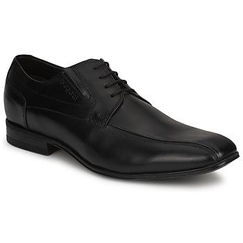 Schoenen Heren Derby Bugatti REVUME Zwart