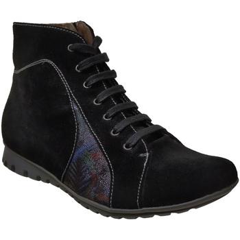 Schoenen Dames Laarzen Bz Bis Fz408 Zwart