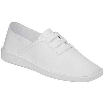 Schoenen Dames Lage sneakers CallagHan IN VROUWENSCHOENEN WIT