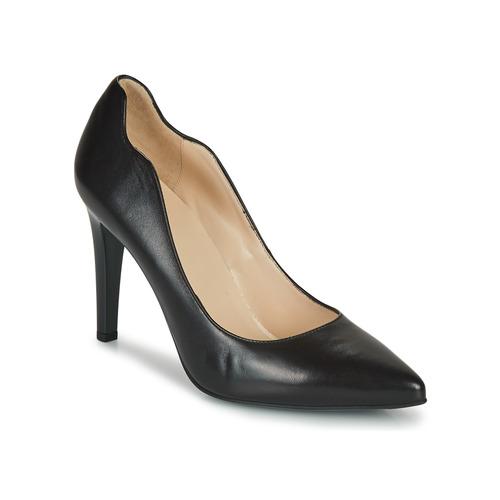 Schoenen Dames pumps NeroGiardini BASTI Zwart