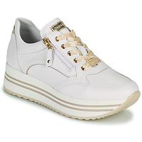 Schoenen Dames Lage sneakers NeroGiardini DAKOTA Wit