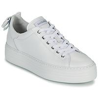 Schoenen Dames Lage sneakers NeroGiardini FILLA Wit