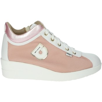 Schoenen Dames Hoge sneakers Agile By Ruco Line 226-20 White/Pink