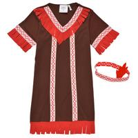 Textiel Meisjes Verkleedkleding Fun Costumes COSTUME ENFANT INDIENNE FOX KITTEN Multicolour