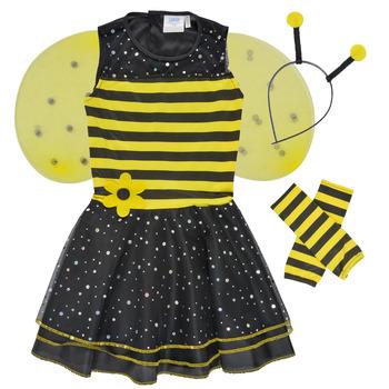 Textiel Meisjes Verkleedkleding Fun Costumes COSTUME ENFANT BEE BEE Multicolour