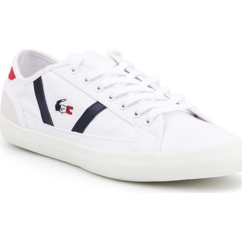 Schoenen Heren Lage sneakers Lacoste Sideline 219 1 COU CMA 7-37CMA0029407 white