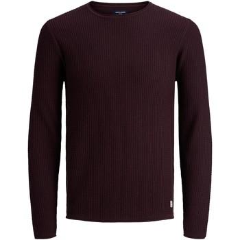 Textiel Heren Truien Premium By Jack&jones 12179861 Vino