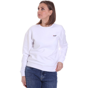 Textiel Dames Sweaters / Sweatshirts Fila 687467 Wit