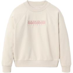 Textiel Dames Sweaters / Sweatshirts Napapijri NP0A4EOG Wit