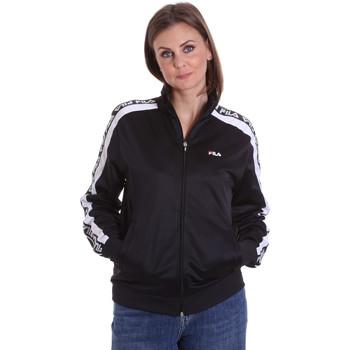 Textiel Dames Jacks / Blazers Fila 687687 Zwart