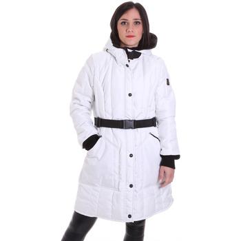 Textiel Dames Dons gevoerde jassen Refrigiwear RW8W05601NY9131 Wit