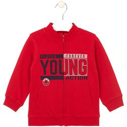 Textiel Kinderen Sweaters / Sweatshirts Losan 025-6651AL Rood