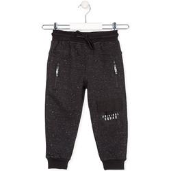 Textiel Kinderen Broeken / Pantalons Losan 025-6021AL Zwart